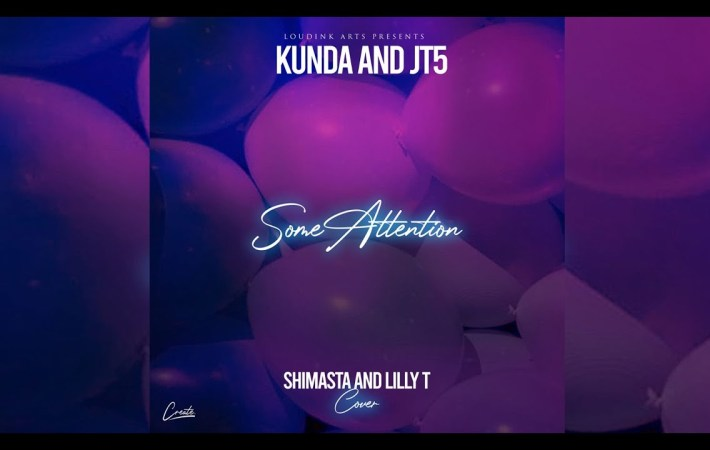 Some attention official artwork post kunda loudink