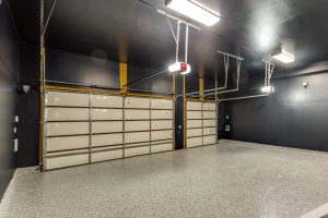 Want a warm garage in the winter?