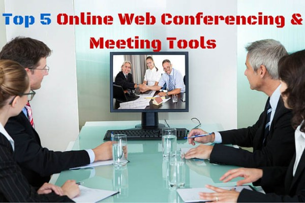 5 Best Online Screen Sharing & Meeting Tools