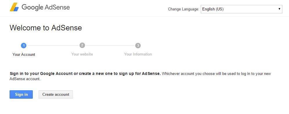 How to Create Google AdSense Account (Beginner's Guide)