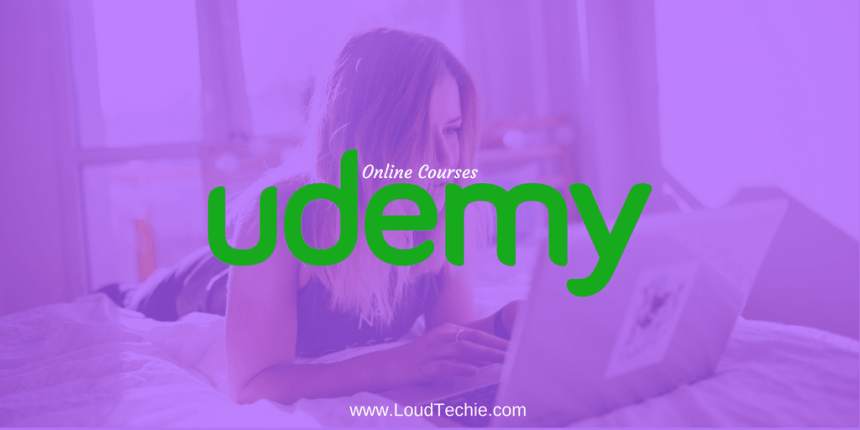 Get Enroll For Your Udemy Online Course Offer At 95% Discount