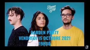 Stereo Snap Garden Party 15 Octobre 2021