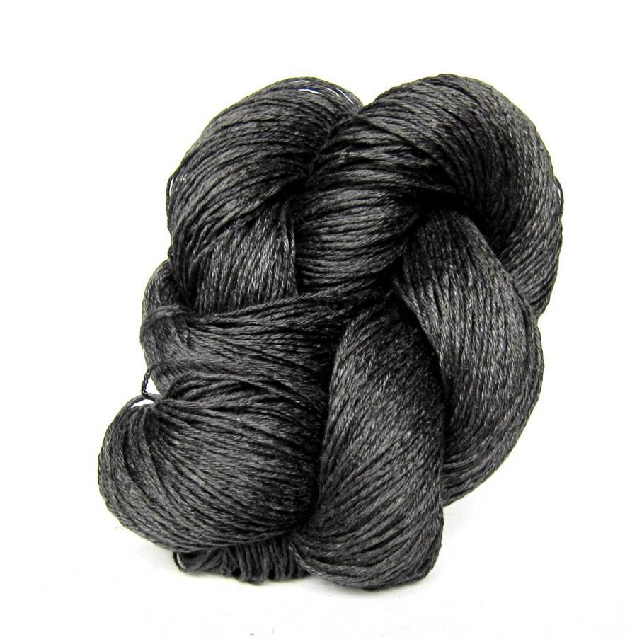 Charcoal Louet Euroflax Linen Yarn