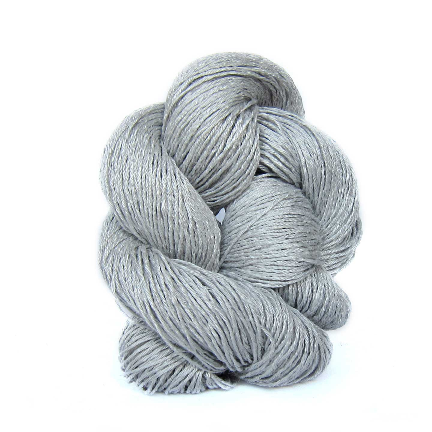 Cloud Grey Louet Euroflax Linen Yarn