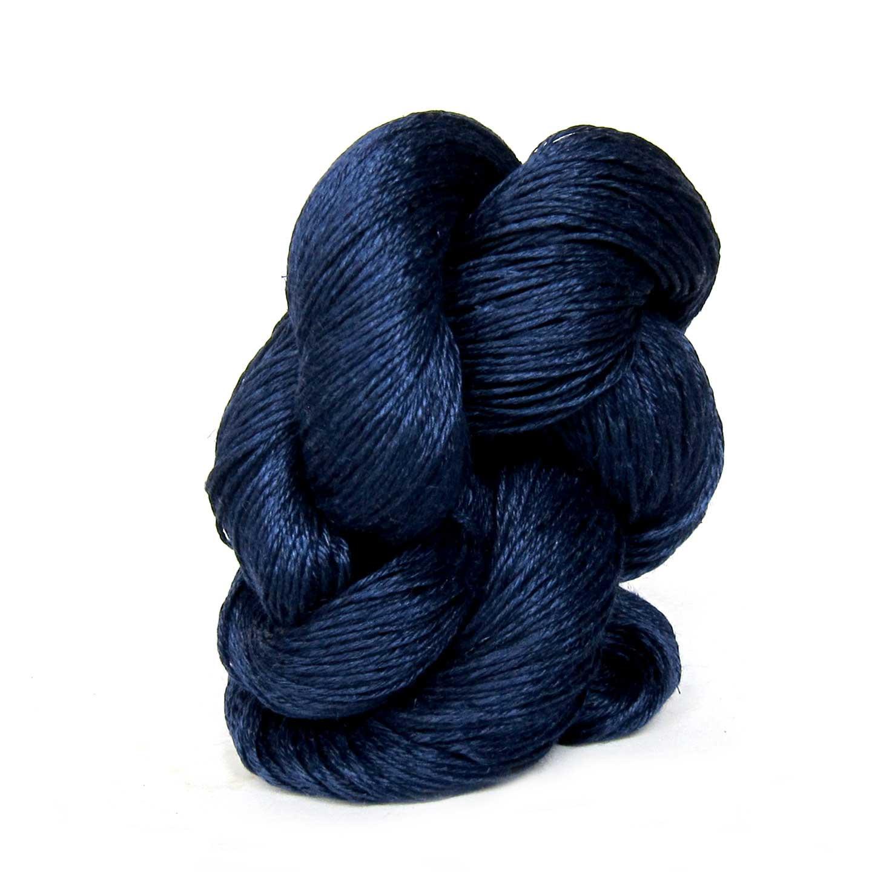 Navy Blue Louet Euroflax Linen Yarn
