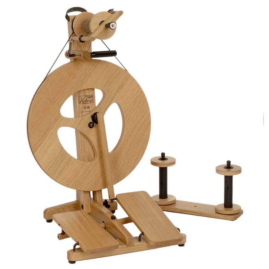 Louet Victoria travel Spinning wheel S96