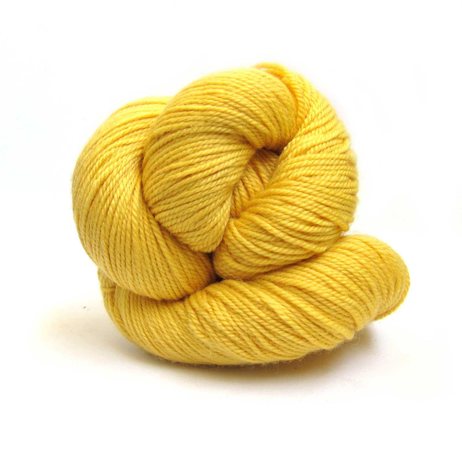 Buttercup Louet Gems 100% Merino Superwash Yarn