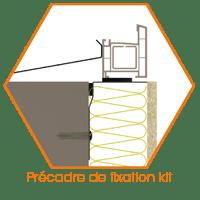precadre-de-fixation-kit