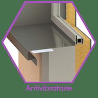 Antivibratoire