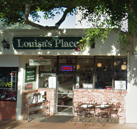Louisa's Place Street View