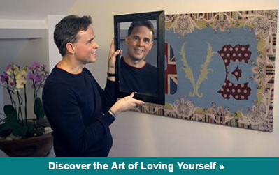 Discover the Art of Loving Yourself with Mirror Work
