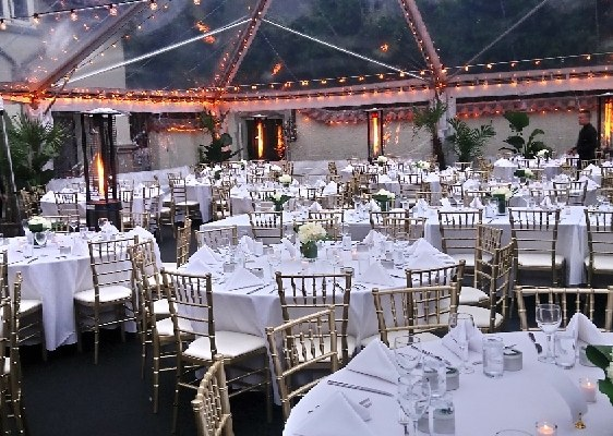 Louis Gervais Catering Venue Profile: Casa Mia Estate