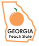 Georgia is the Peach State