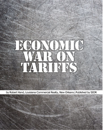 economic war on tariffs