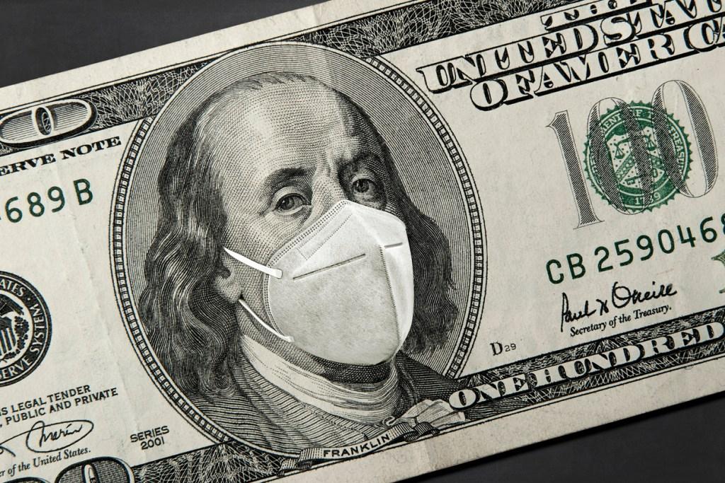 DOLLAR IN MASK