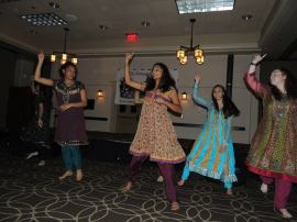 Bollywood Dancing Routine