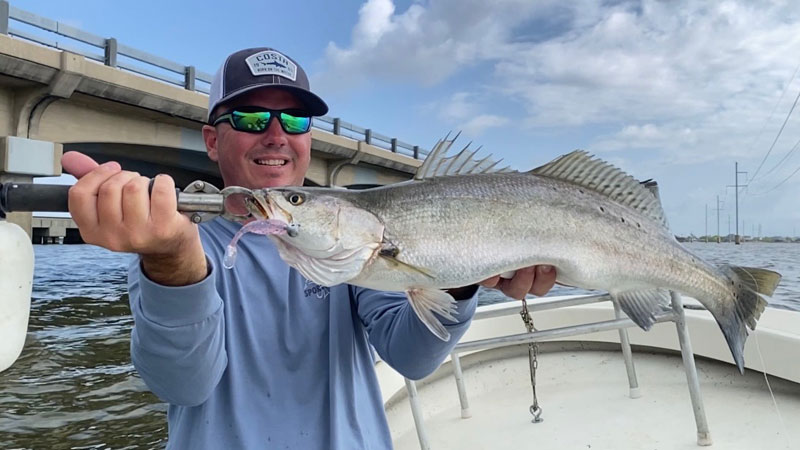 Spring trout fishing is strong on Lake Pontchartrain