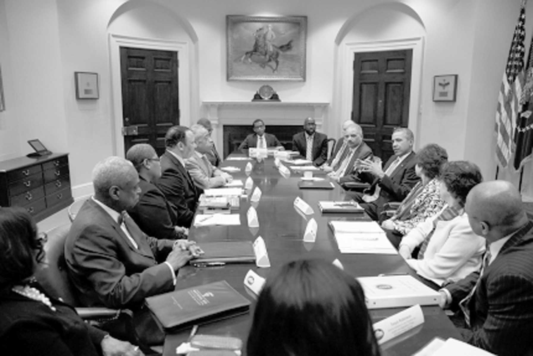 Black Leaders Reveal Recurring Issues In Conversation With