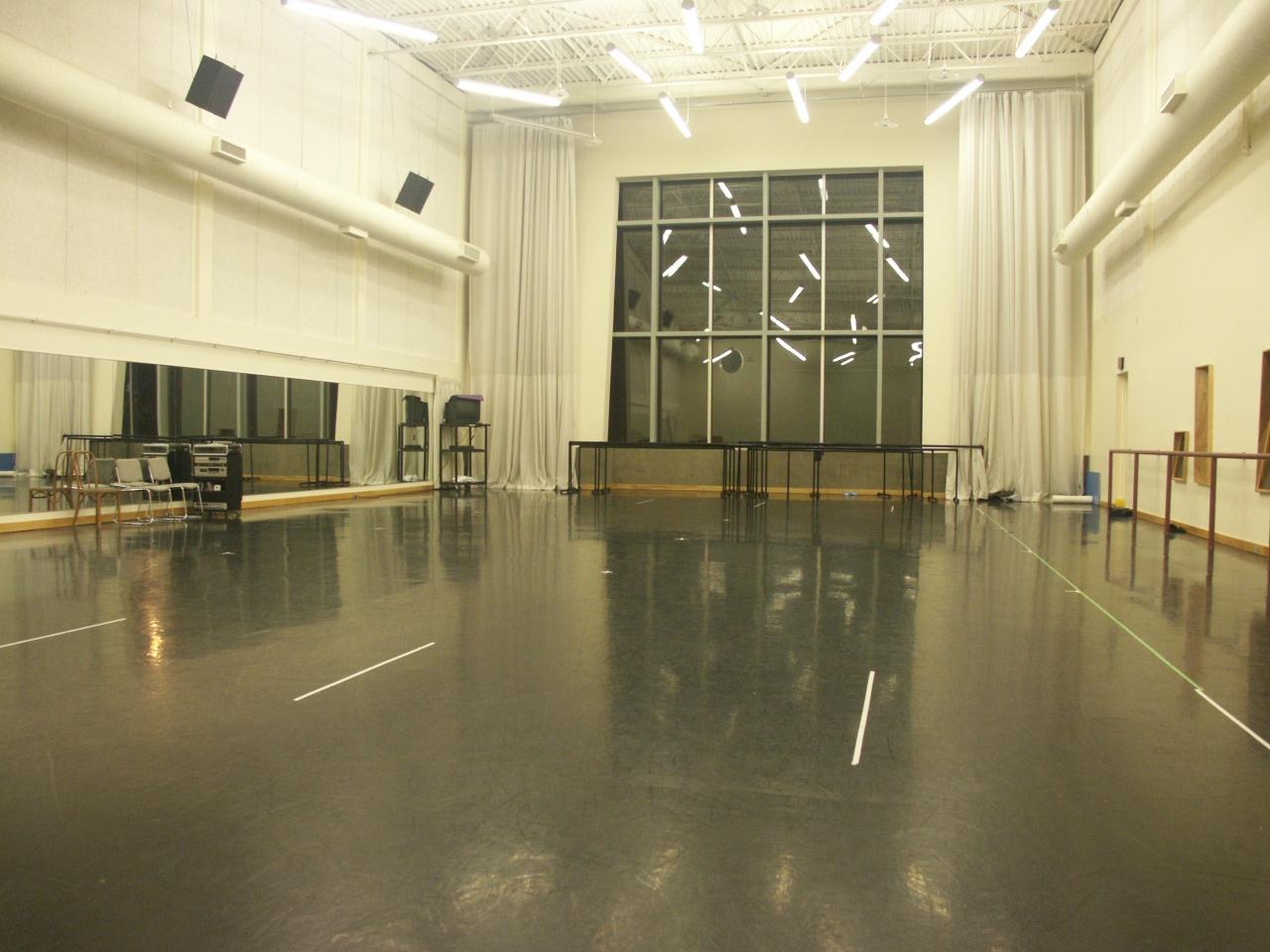 Louisville Ballet School Studio RentalsLouisville Ballet School