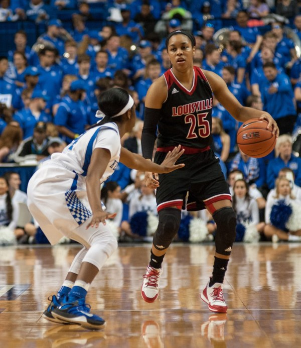 Asia Durr works to stay away from passive play • The ...