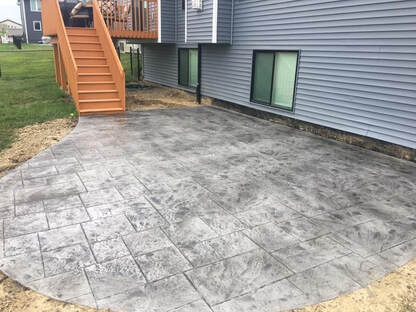 louisville stamped concrete company