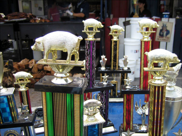 ribfest trophies