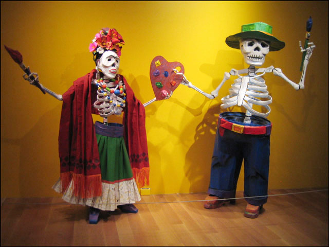 frida-and-diego-catrinas-by shadowland