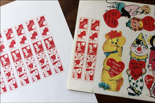 making-vintage-valentine-stamps