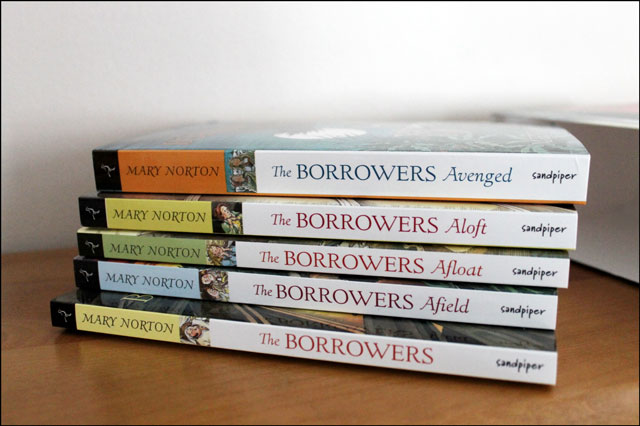 The-Borrowers-Series