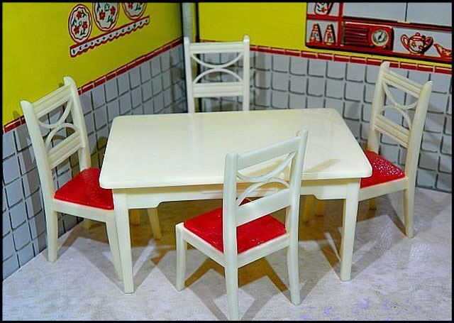 red-and-white-kitchen-table