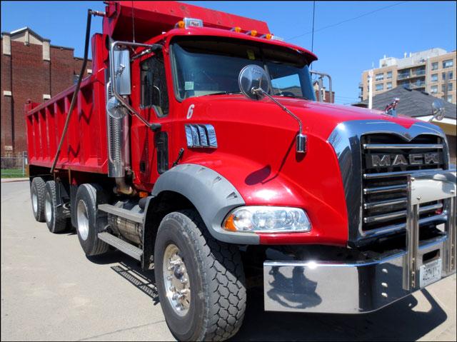 red-dump-truck