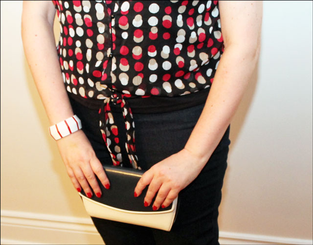 shirt-purse-bracelet-nails