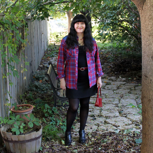 vintage-plaid-shirt-outfit