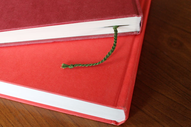 bookmark-in-book