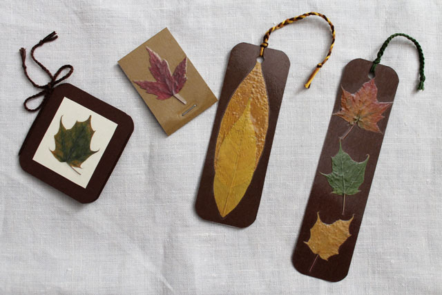 diy-with-pressed-leaves