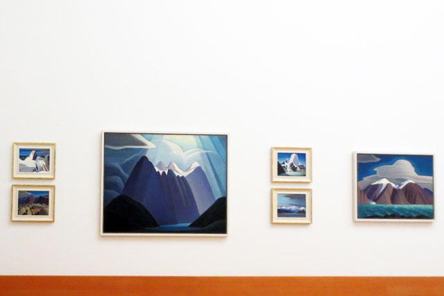 ago-lawren-s-harris art gallery of ontario
