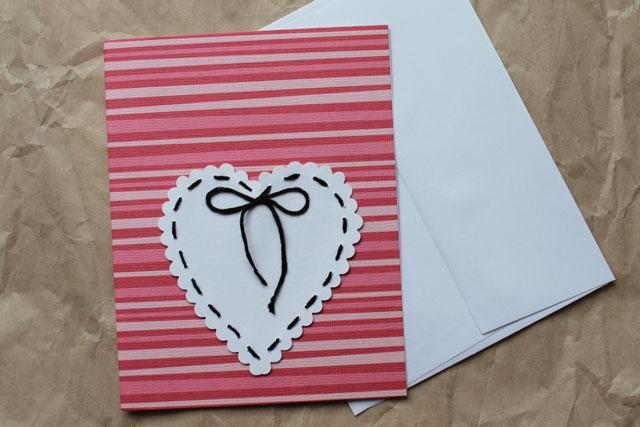 handmade-valentine-stitched-paper-heart