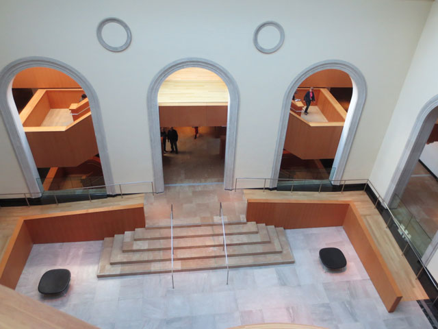looking-down-from-frank-gehry-staircase-ago