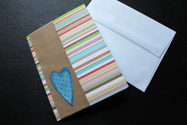 easy diy greeting card