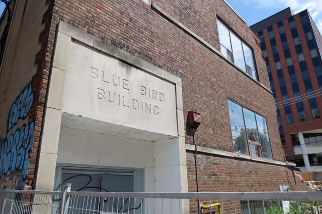 bluebird-building-adelaide-st-west-during-demo