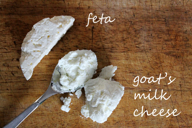 feta-and-goats-cheese-crostini-topping
