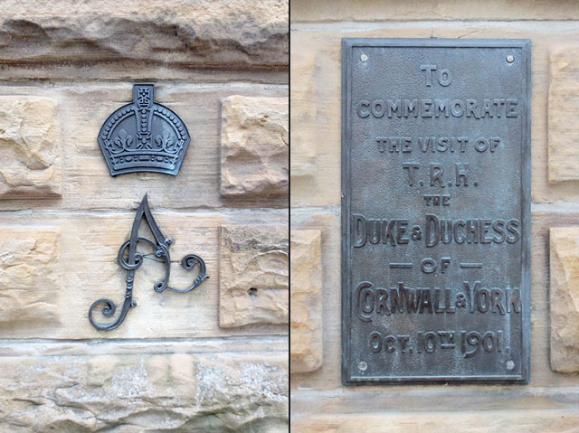 plaque-on-alexandra-gates-toronto