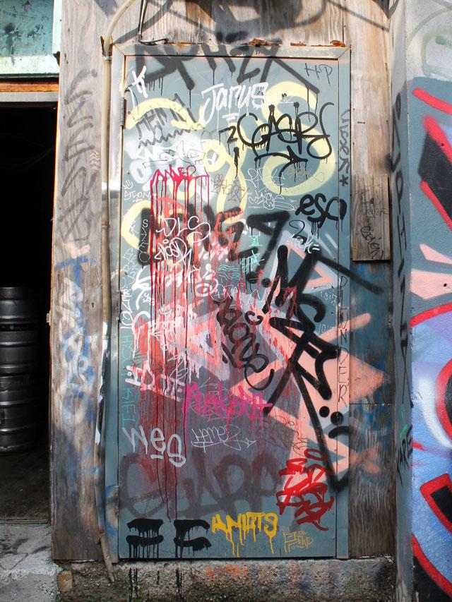 graffiti-tagged-door-toronto
