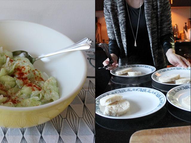 serving-dinner