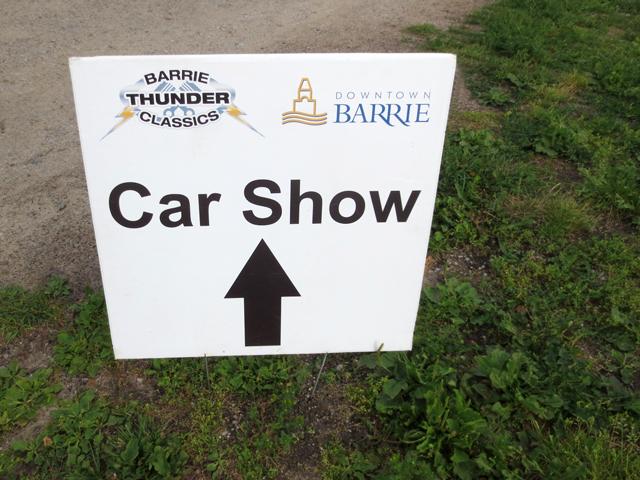 barrie-thunder-classics-car-show-sign
