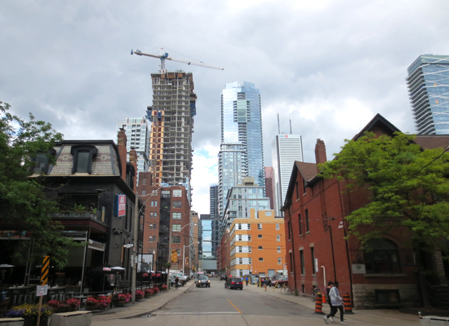 looking-east-from-john-street-north-of-king-toronto