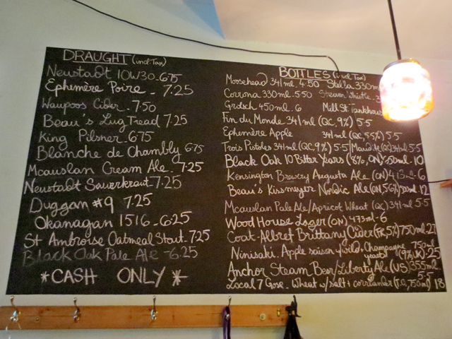 types-of-beer-availabe