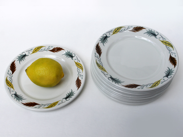 grindley-duraline-side-plates-thrifted-country-fair-pattern-with-leaves