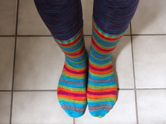 hand-knit-socks