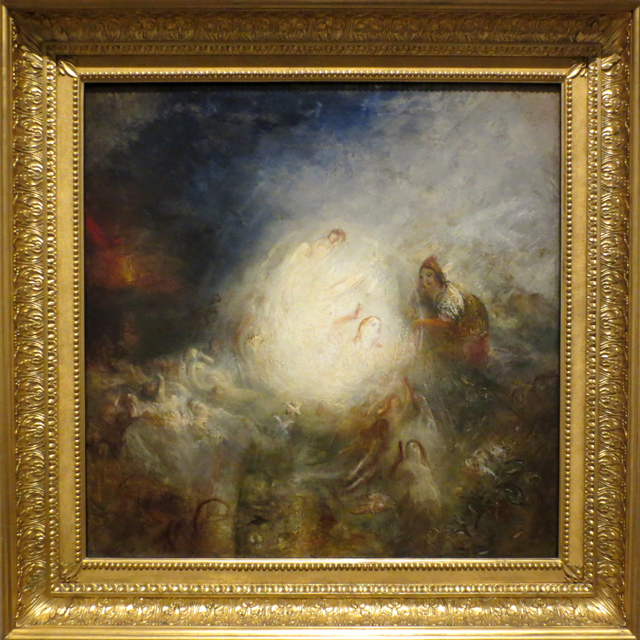 Undine-Giving-the-Ring-to-Massaniello-Fisherman-of-Naples-by-joseph-mallard-william-turner-temporary-display-at-ago-toronto-on-loan-from-tate-gallery